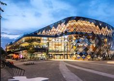 Vodstvo novega velikega nakupovalnega središča v Ljubljani razkriva razmere štiri mesece po odprtju