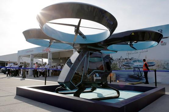 VIDEO: Turčija uspešno testirala prvi leteči avtomobil Cezeri