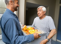 Epidemija spodbudila nastajanje novih prostovoljskih programov