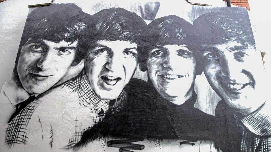 Po več kot 20 letih nova uradna knjižna izdaja o The Beatles (foto: Profimedia)