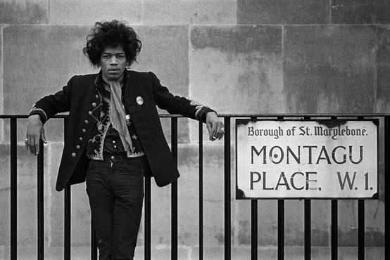 Pred 50 leti se je poslovil Jimi Hendrix, ki kljub kratki karieri velja za glasbeno ikono