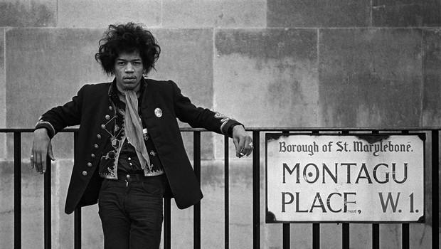 Pred 50 leti se je poslovil Jimi Hendrix, ki kljub kratki karieri velja za glasbeno ikono (foto: Profimedia)