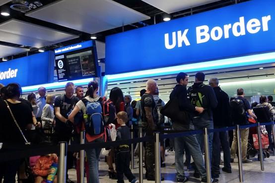 Velika Britanija Slovenijo umaknila s seznama varnih držav glede covida-19