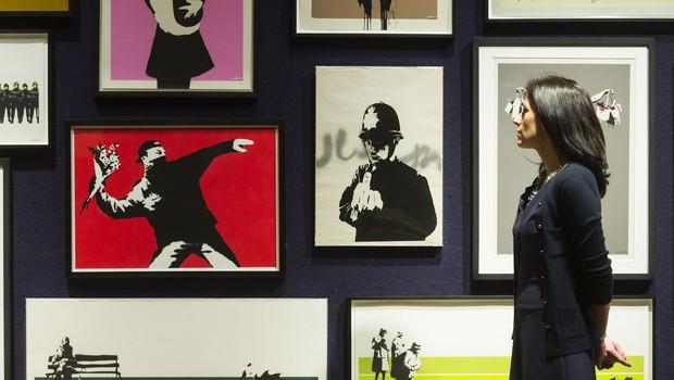 Britanski ulični umetnik Banksy izgubil tožbo zaradi svoje anonimnosti (foto: profimedia)