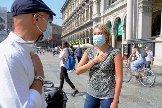 Francija, Italija in Španija se soočajo s porastom okužb