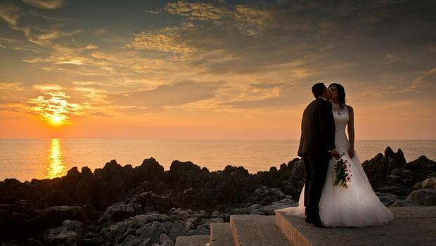 Če boste za poroko izbrali Sicilijo, boste dobili v dar 3000 evrov (foto: profimedia)
