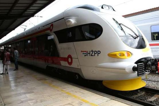 Hrvaškim železnicam nepovratna sredstva za nakup 21 novih vlakov