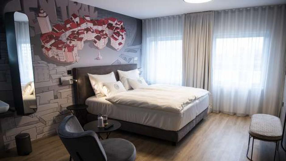 Union hoteli v koronski krizi z inovativno rabo kapacitet (foto: Bor Slana/STA)