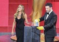 Zvezdnice naj bi na podelitvi nagrad emmy nosile pižame, a zgodilo se je tole