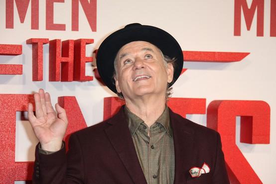 Ameriški komik Bill Murray praznuje 70 let