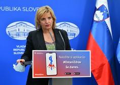 Beovićeva: Nošenje mask je eno bistvenih orožij v boju proti novemu koronavirusu