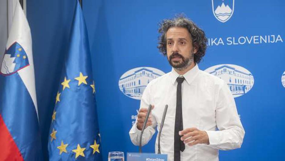 Mario Fafangel: »Vsi imamo stike, za katere ne želimo, da bi javnost ali drugi izvedeli zanje!« (foto: Bor Slana/STA)