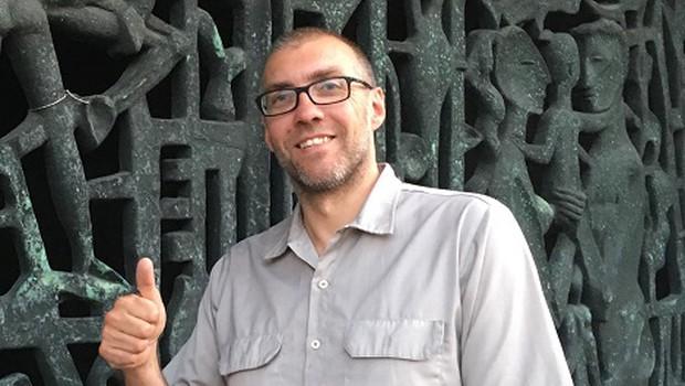 Gregor Bulc, vodja ekipe Urbana Vrana (foto: Urbana Vrana Press)