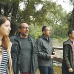 Na glasbenih izletih gostje spoznavajo tudi značilnosti pokrajine (foto: Urbana Vrana Press)
