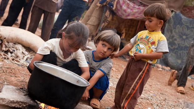 Izjava izvršne direktorice UNICEF-a Henriette Fore o novem migracijskem paktu (foto: profimedia)