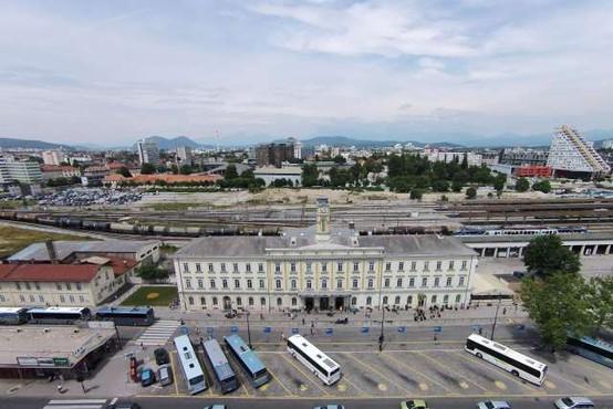 Vlada nadgradnjo ljubljanske železniške postaje uvrstila med projekte za državno financiranje