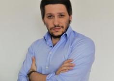 Alen Damjanović, Mariborčan, ki na najlepši strehi v Ljubljani z Umekom štarta nov projekt elektronske glasbe Aurora Music