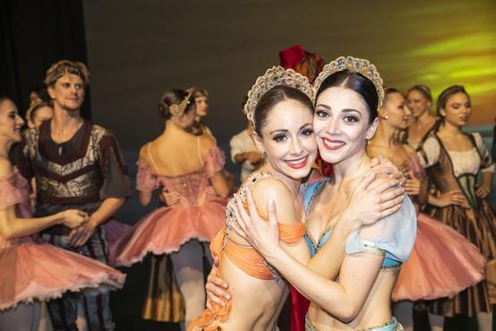 Na odru SNG Opera in balet Ljubljana premierno predstavili balet Gusar