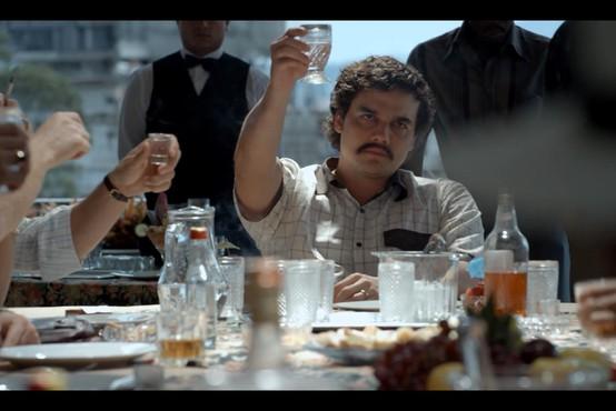 Nečak Pabla Escobarja našel vrečo z 18 milijoni dolarjev