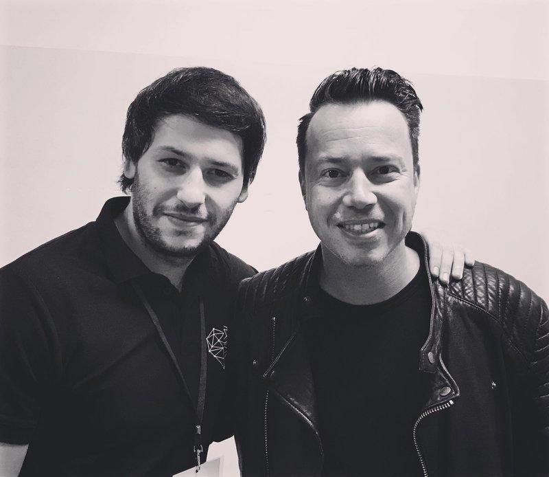 Svetovno znani DJ in producent Sander van Doorn je na festivalu StellarBeat nastopil leta 2017.