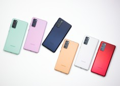 Najnovejši Samsung Galaxy je nebeško lep in vrhunsko zmogljiv