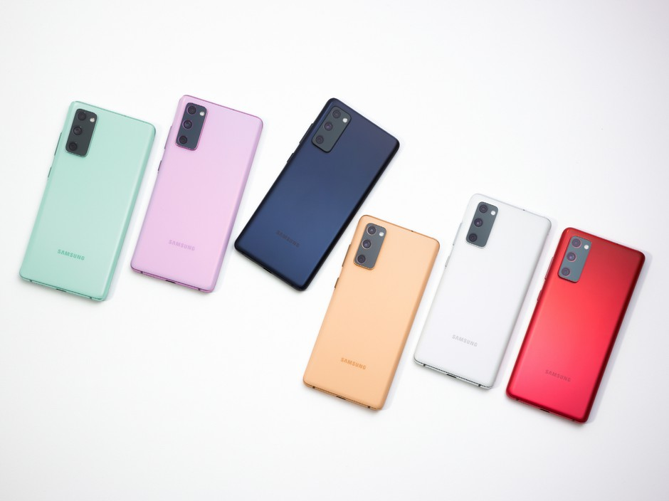 Najnovejši Samsung Galaxy je nebeško lep in vrhunsko zmogljiv (foto: PROMO)