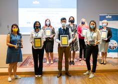 Podelili nagrade za najboljše kadrovske prakse v Sloveniji