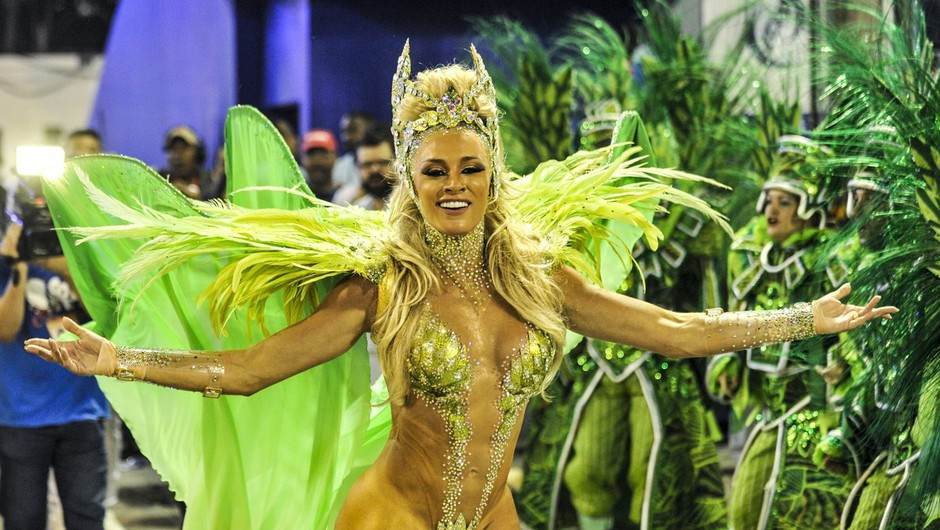 Pandemija koronavirusa odnesla sloviti karneval v Riu de Janeiru (foto: profimedia)