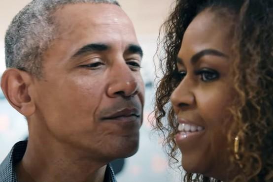 Najbolj občudovana moški in ženska na svetu sta Barack in Michelle Obama