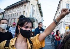 Petkov protest proti privilegijem elit in v podporo Ivanu Galetu