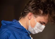 V četrtek rekordno število dnevnih okužb doslej