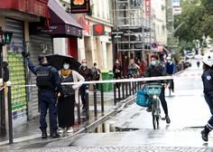 Napad v Parizu francosko tožilstvo obravnava kot teroristično dejanje