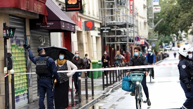 Napad v Parizu francosko tožilstvo obravnava kot teroristično dejanje (foto: profimedia)