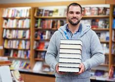 Ljubitelji knjig, pozor! V Ljubljani, Mariboru, Kopru in Celju bo zvečer potekala Noč knjigarn.