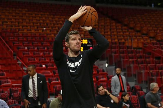 """Miami Heat ni izkoristil """"prve zaključne žogice"""" za finale v NBA"""
