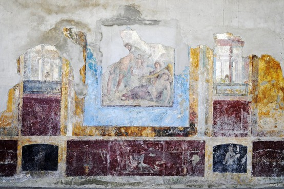 Z muzejem oživili antično Stabio, ki jo je pokopal izbruh Vezuva