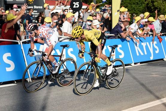 Sprejem slovenskih kolesarskih asov z 28. septembra prestavljen na oktober