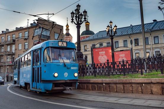 V Moskvi načrti za tramvaj brez voznika