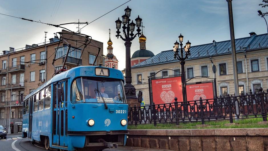 V Moskvi načrti za tramvaj brez voznika (foto: Profimedia)