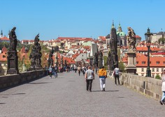 Češka in Slovaška zaradi širjenja koronavirusa napovedujeta razglasitev izrednih razmer