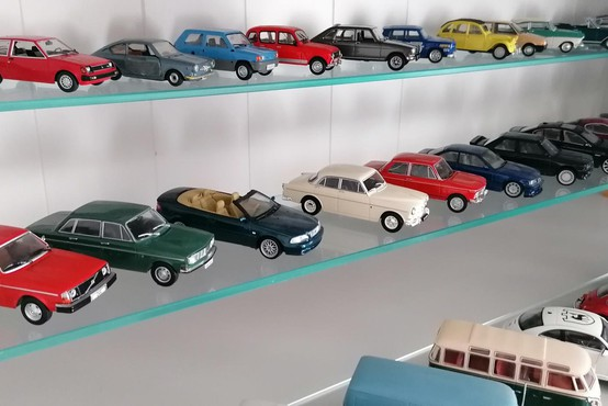 Avtomobilske miniature: zbirateljski trend, ki znova raste