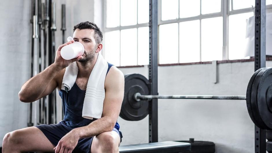 Proteini po treningu: da ali ne? (piše: Mario Sambolec) (foto: profimedia)