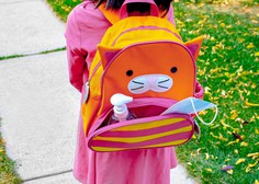 Po napovedih Bregantove se pripravlja omilitev nošenja mask v šolah