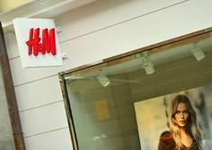 H&M kljub vrnitvi k dobičku napoveduje zapiranje fizičnih trgovin