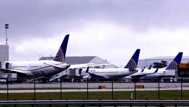 Ameriške letalske družbe na čakanje pošiljajo več deset tisoč zaposlenih (foto: Xinhua/STA)