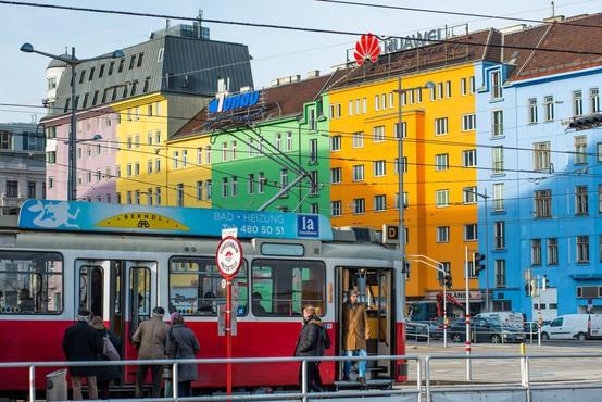 Prebivalce avstrijske prestolnice bodo na tramvaju cepili proti sezonski gripi