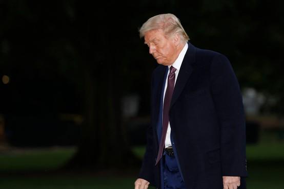 Donald Trump se ni več mogel izogniti obsodbi desničarskih skrajnežev