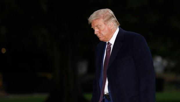 Donald Trump se ni več mogel izogniti obsodbi desničarskih skrajnežev (foto: profimedia)