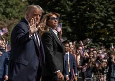 Trumpov zdravnik: Predsednik pripravljen na vrnitev v javno življenje