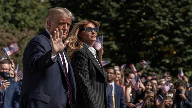 Trumpov zdravnik: Predsednik pripravljen na vrnitev v javno življenje (foto: Profimedia)